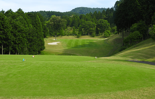 Naka-Izu Green Club Tee Boxes