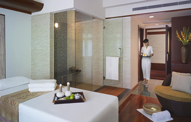 New World Hotel Saigon Spa