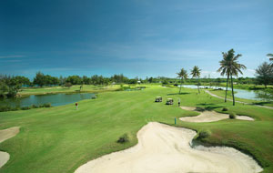 Nexus Resort Karambunai Golf Course