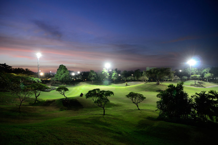 Night Golf Thailand Night Golf Courses In Thailand