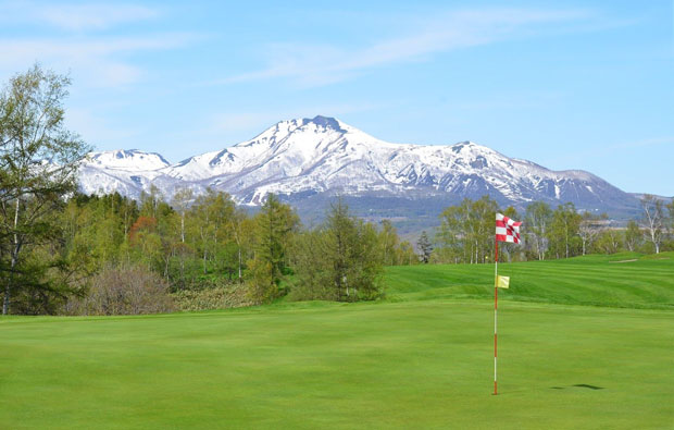 Niseko Village Golf Course Green