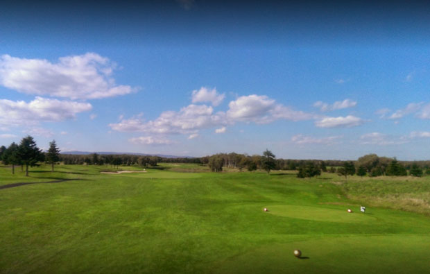 The North Country Golf Club Fairway