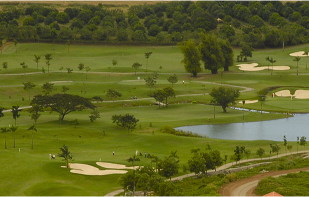 another aerial view of Royal Northwoods Golf Country Club, Manila, Philippines