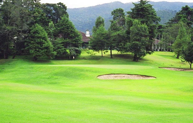 Nuwara Eliya Golf Club | Golf Course in Sri Lanka