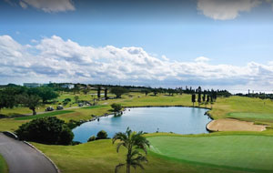 Palm Hills Golf Club Okinawa General View