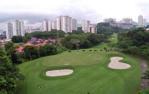 Penang Golf Break