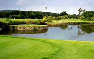 island green pulai springs country club