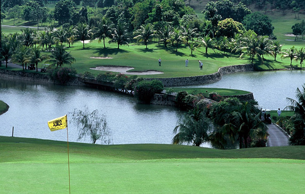 general view pulai springs country club