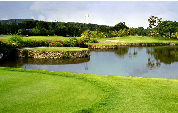green pulai springs country club
