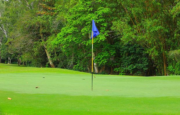 Royal Colombo Golf Club Green