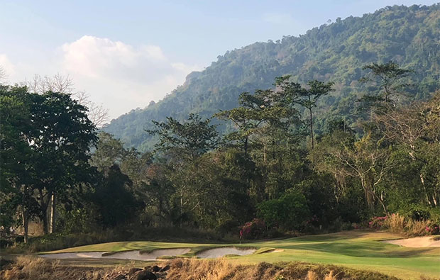 Royal Hills Golf Resort Green
