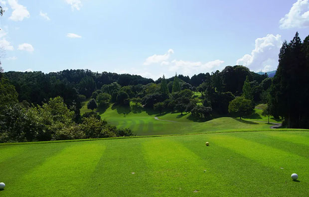 Sakakibara Onsen Golf Club