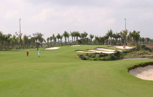 Mission Hills Haikou Golf  Experience