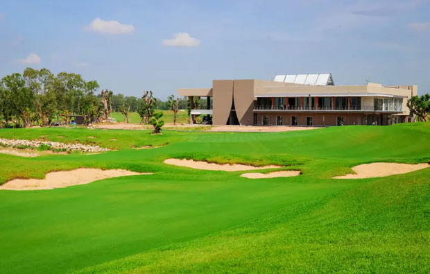 Siam Country Club Rolling Hills Clubhouse