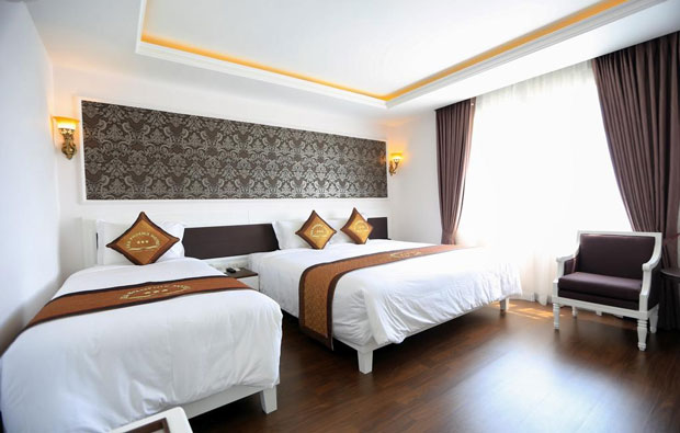 Sea Phoenix Hotel Da Nang Room