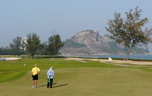 Pattaya - Hua Hin Golf Vacation