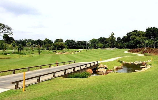bridge Sembawang Country Club, Singapore