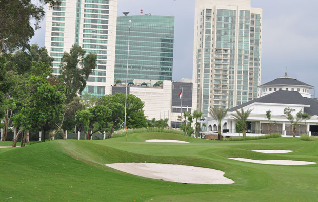 Senayan National Golf Club Clubhouse