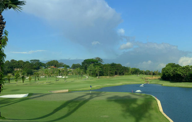Sentosa Golf Club Tanjong Course Fairway