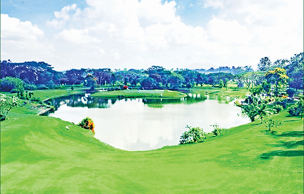 Lake Sherwood Hills Golf Country Club, Manila, Philippines