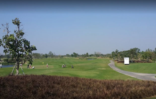 Singha Park Khon Kaen Golf Club GReen
