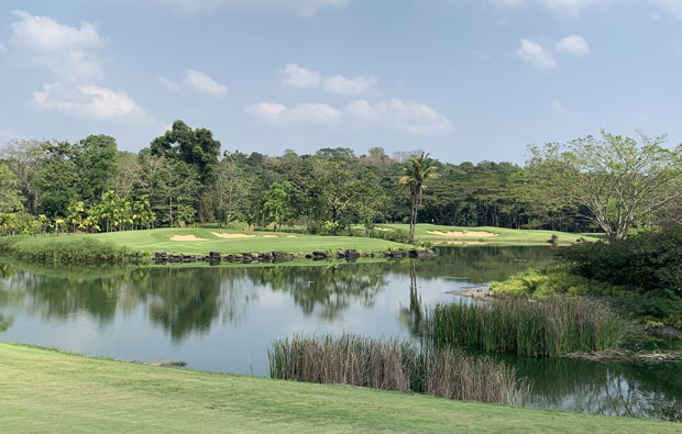 Soi Dao Highlands Golf Course - Par 3