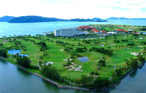 Sutera Harbour Golf Country Club