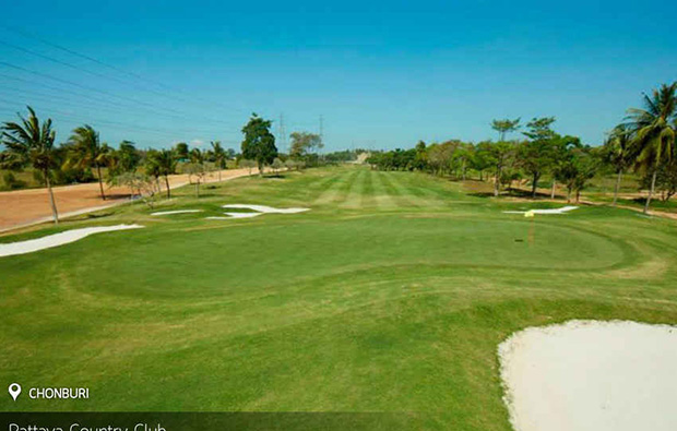fairway pattaya country club, pattaya