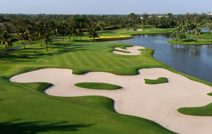 bunkers, thai country club, bangkok, thailand