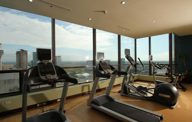 The Bellevue Manila Fitness