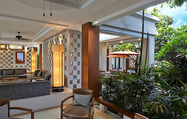 Woodlands Hotel and Resort Lobby