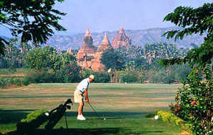 Myanmar Golf Adventure (Yangon-Bagan-Kalaw-Inle)