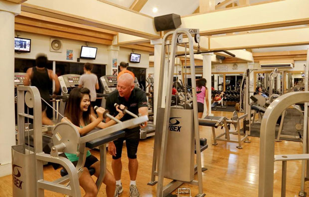 Yorkshire Hotel Fitness Centre